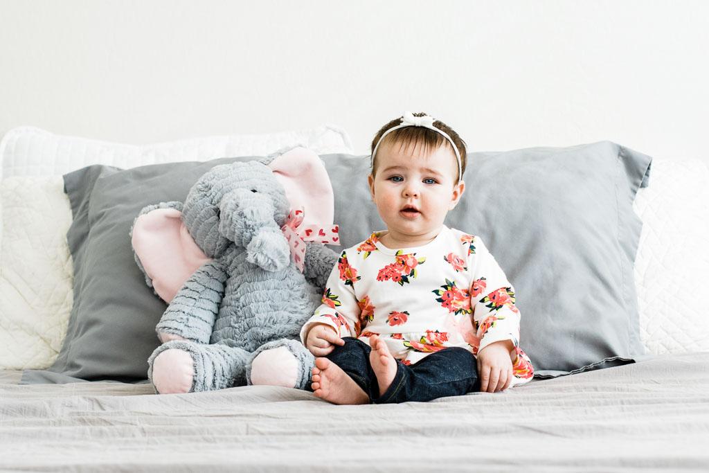 7 Months - Perspective Portraits