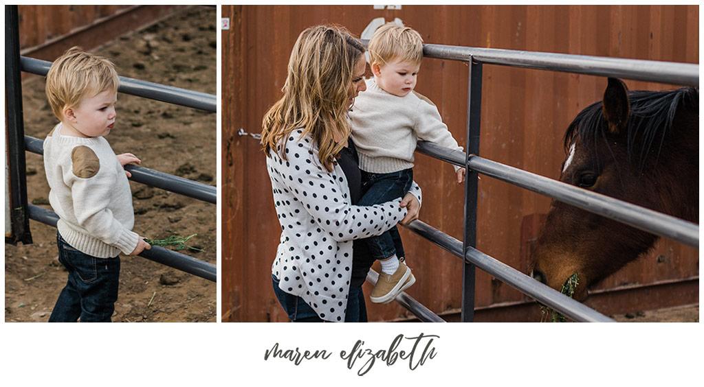 Lifestyle family pictures at home | Arizona Photographer | Maren Elizabeth Photography.