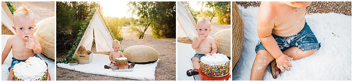 Cake Smash Saturday | Mini Cake Smash Sessions