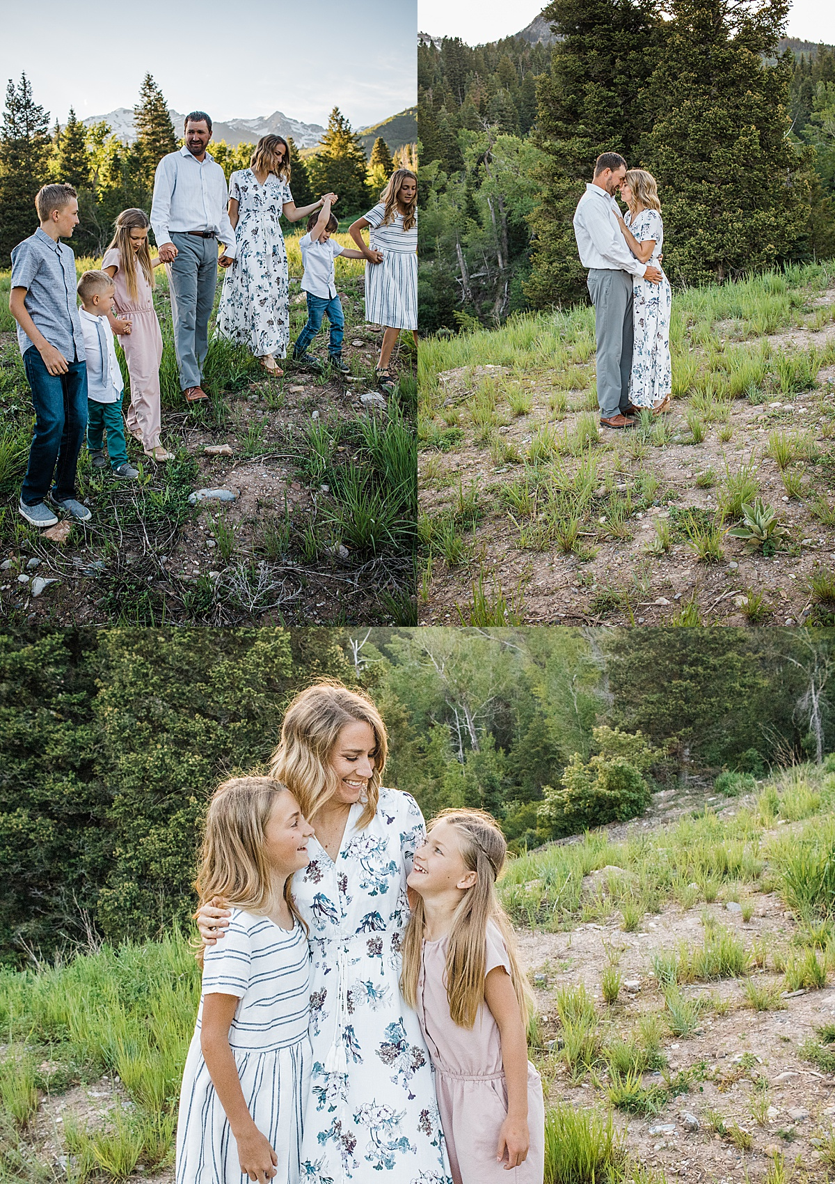 Tibble Fork Family Photographer