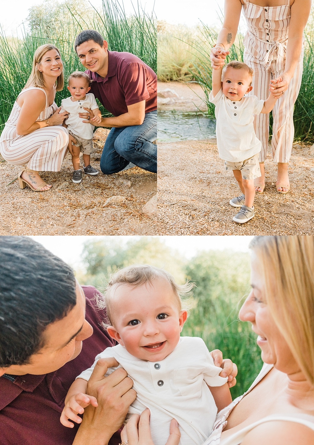Riparian Preserve Family Photos | East Valley Photographer