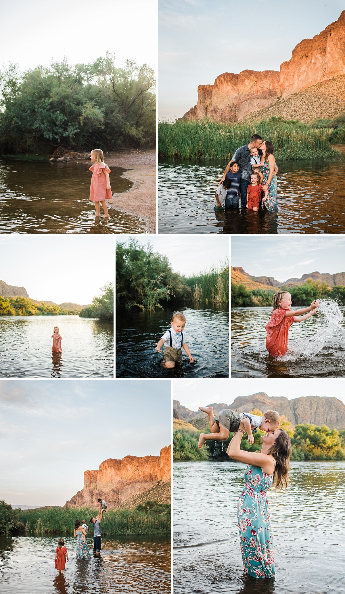 10 Best Family Photo Locations near Gilbert, AZ | East Valley Family Photographer