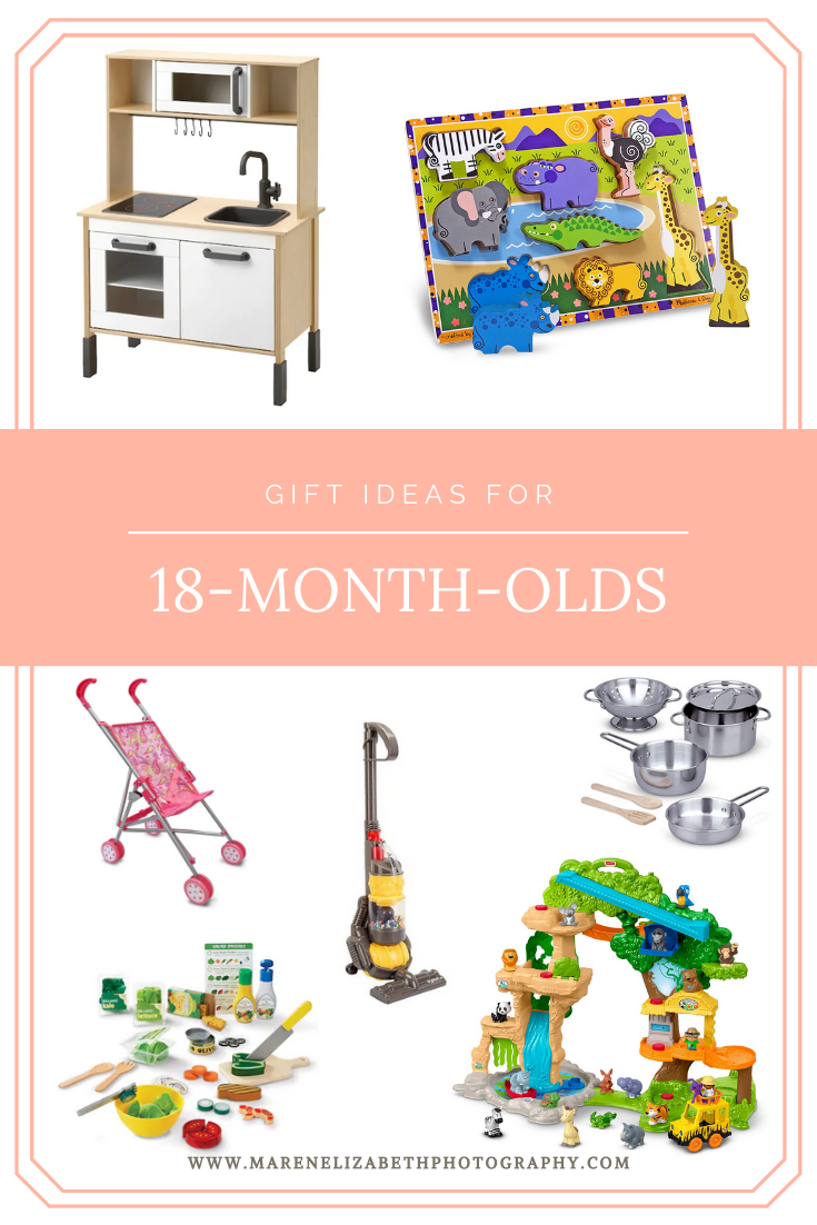 Gift Ideas for 18-month-olds | Merry Christmas Emi