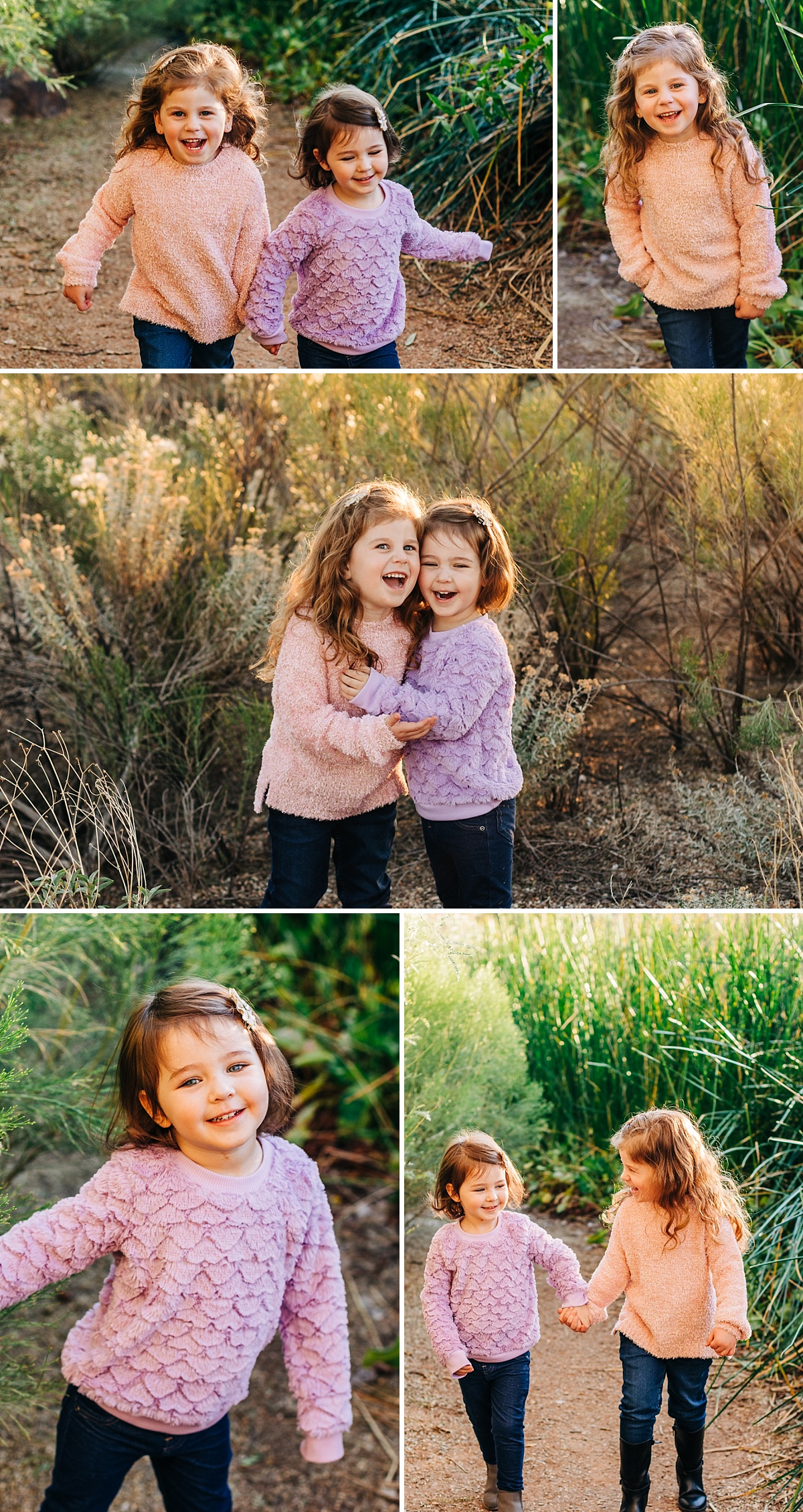 Riparian Preserve Photo Shoot | Arizona Kid Photographer