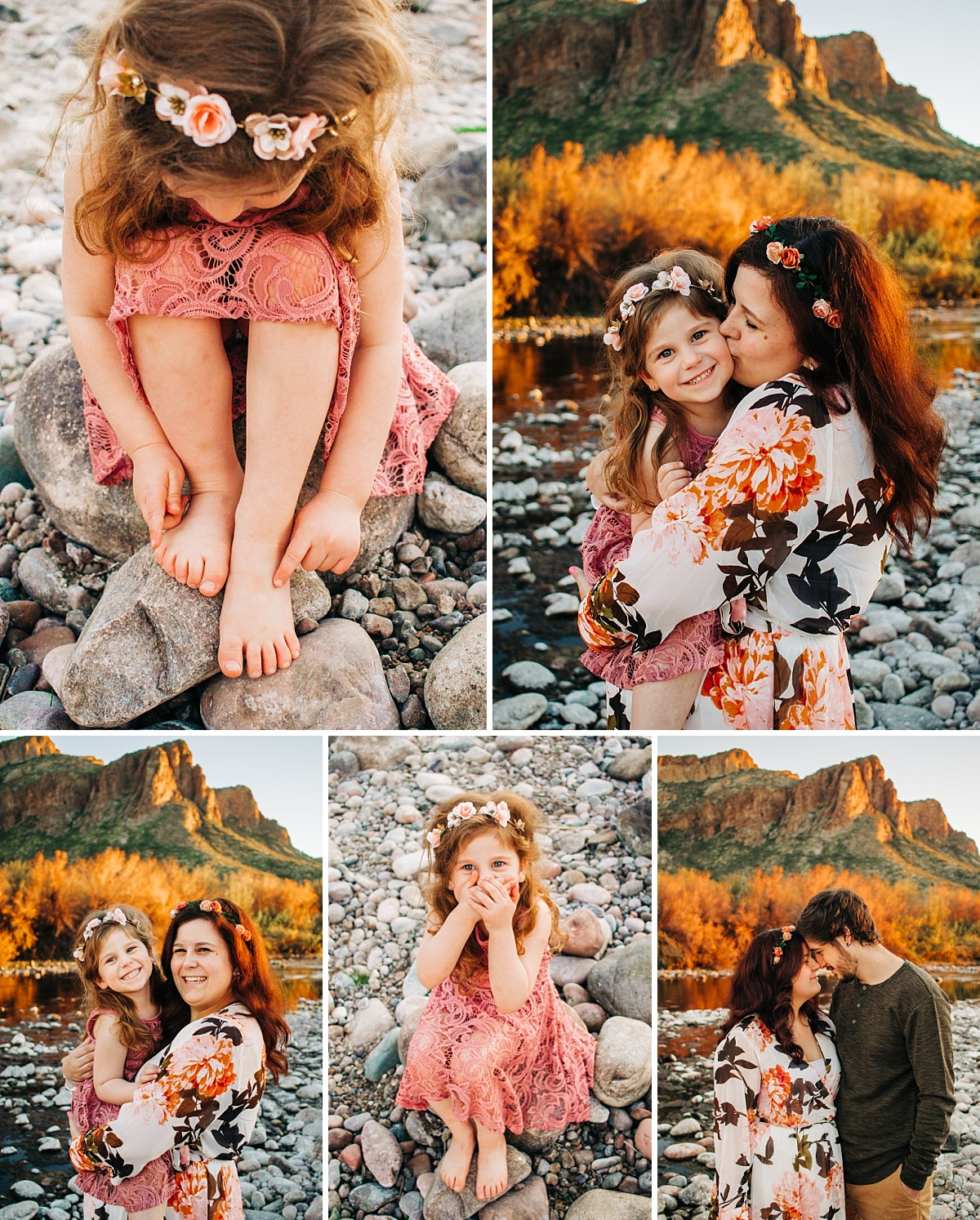 Salt River Family Pictures | Mesa Photographer