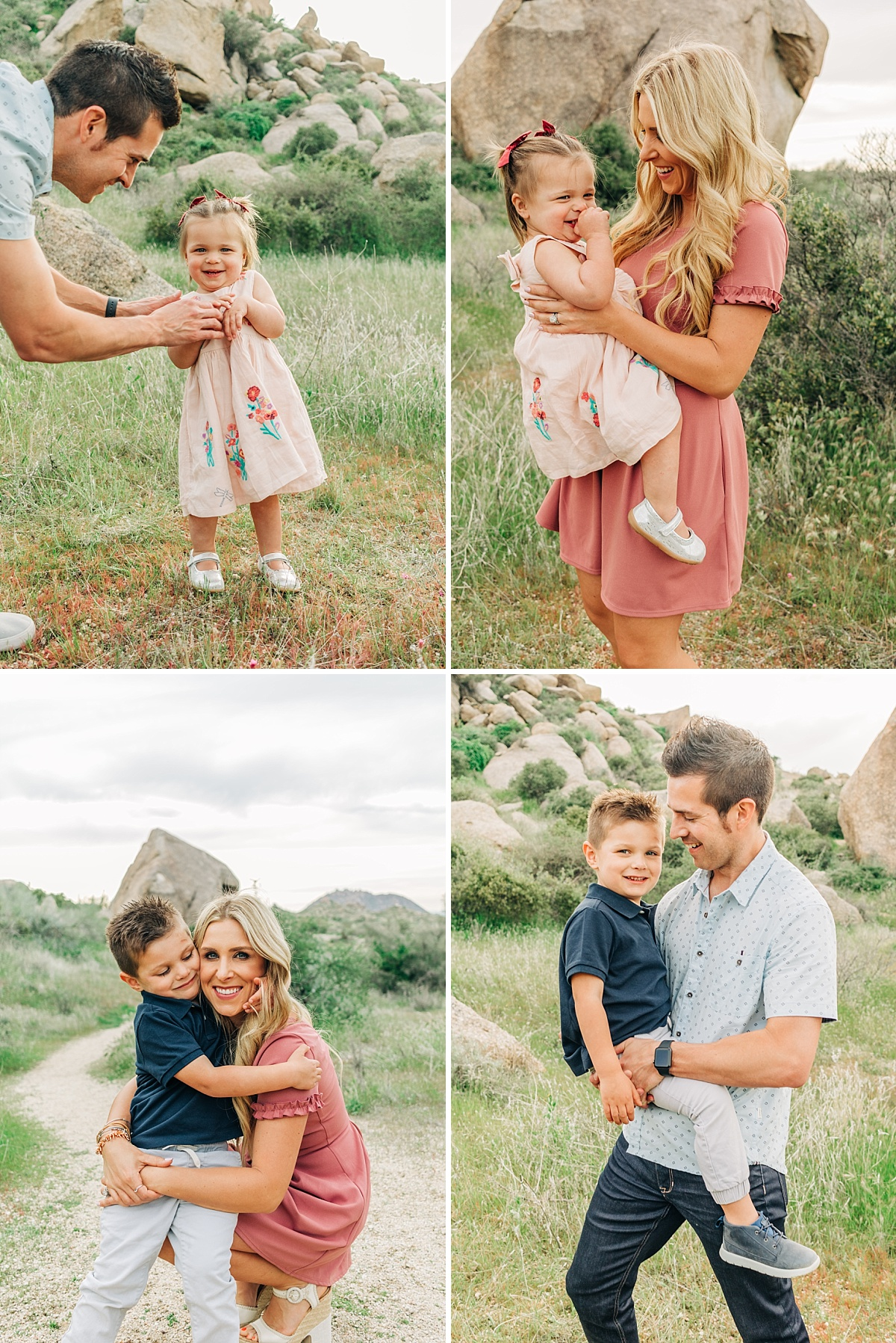 Tom's Thumb Family Pictures | Scottsdale AZ Photographer