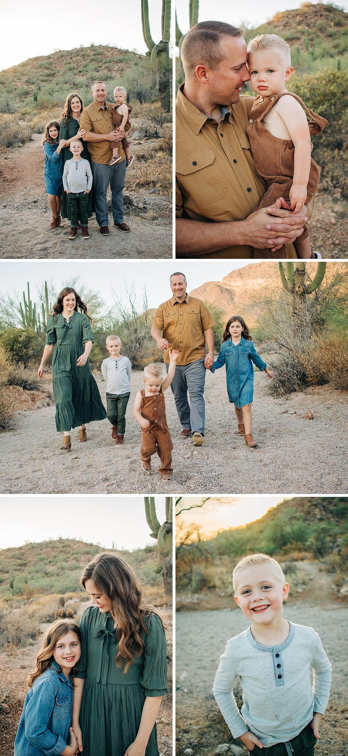 East Valley Arizona Family Photographer